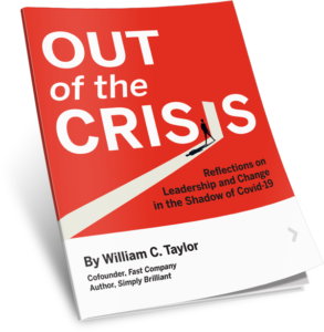 Out-of-the-crisis